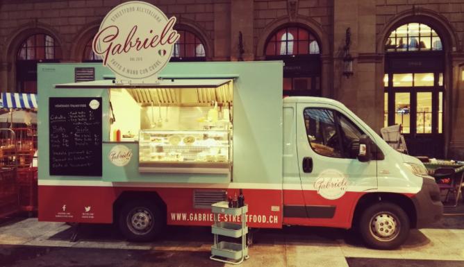Gabriele Street Food