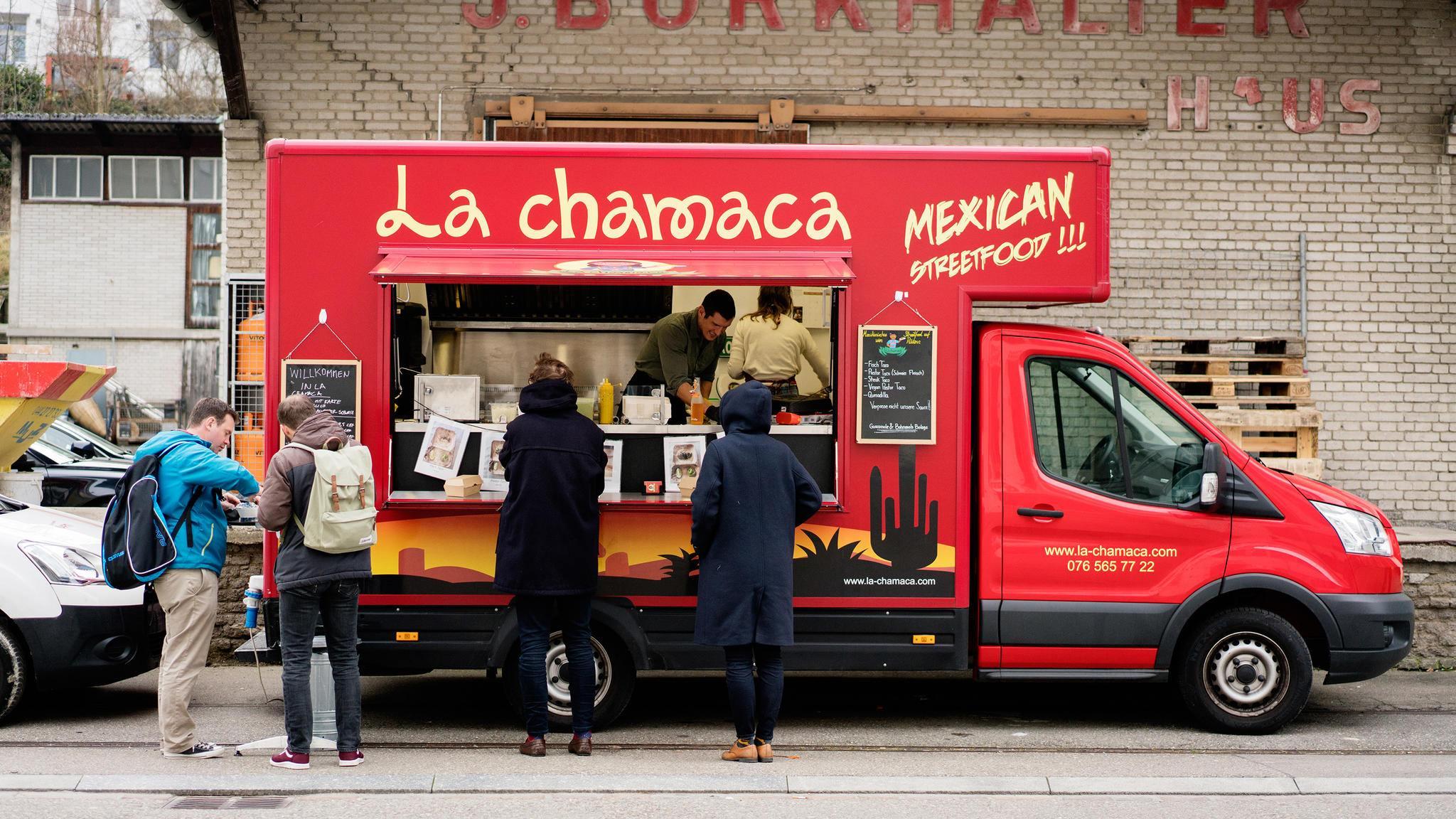 Foodtruck La Chamaca