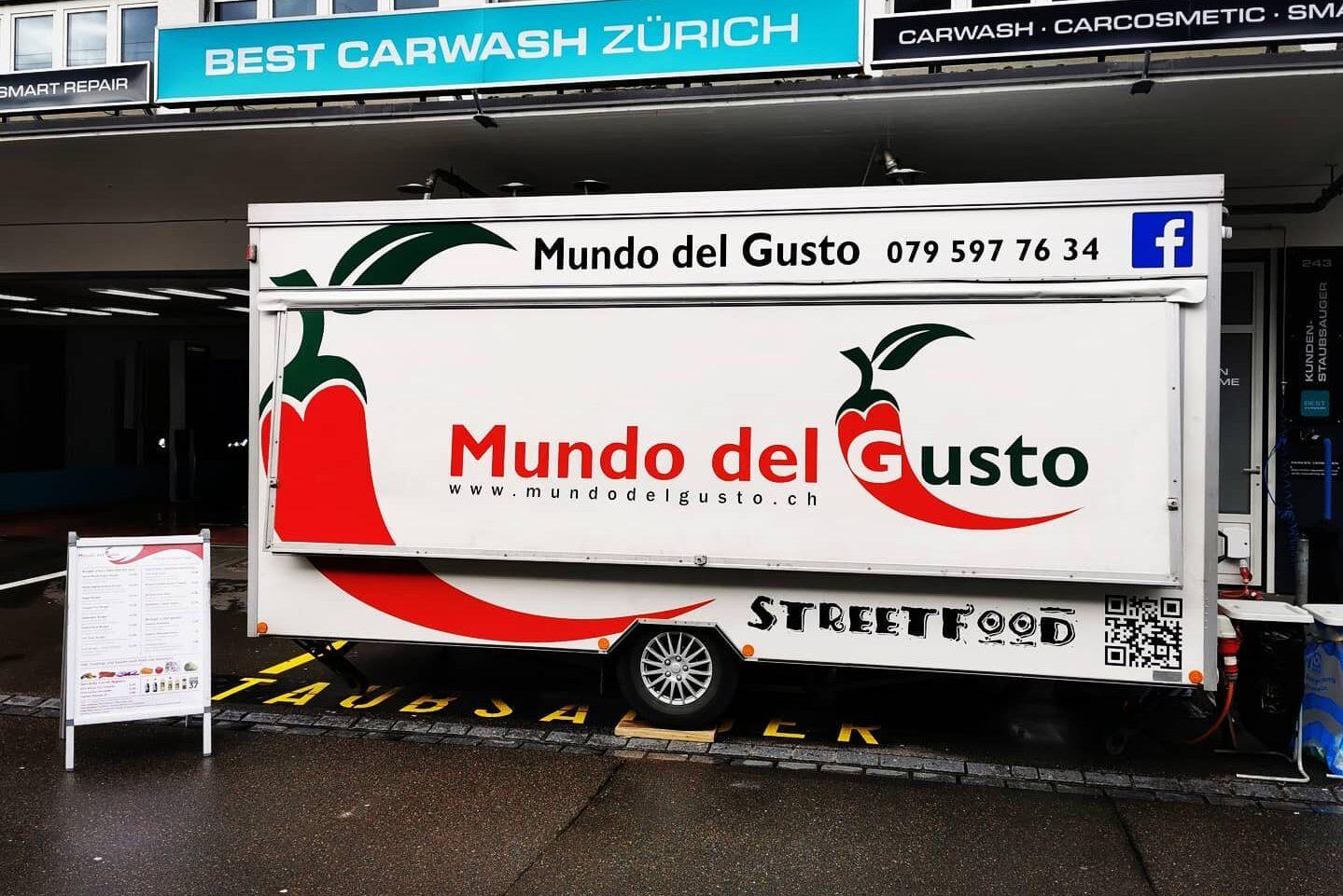 Foodtruck Mundo del Gusto
