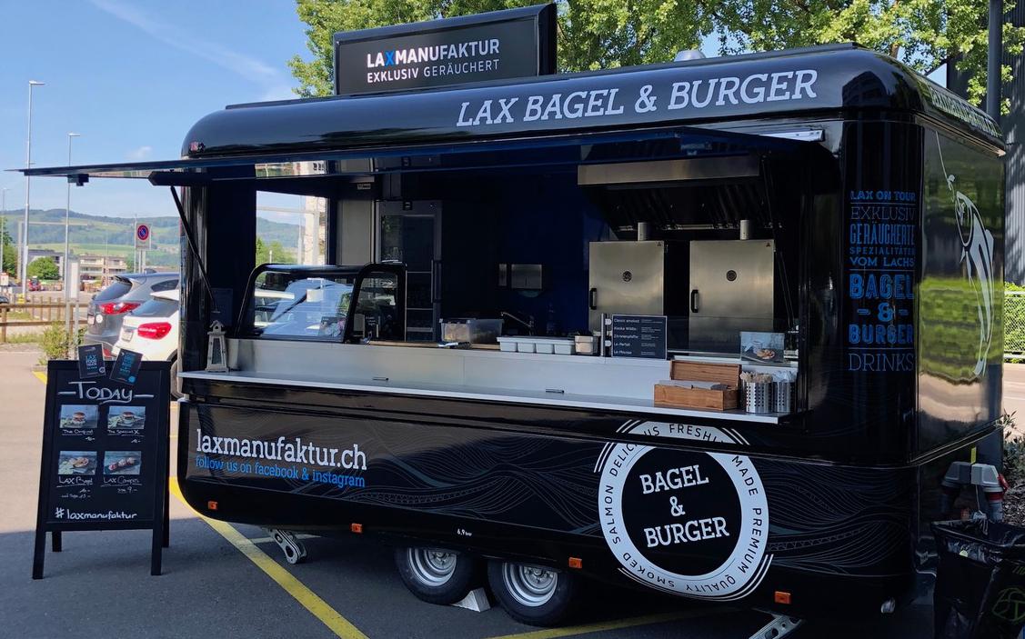 Food Truck Cham