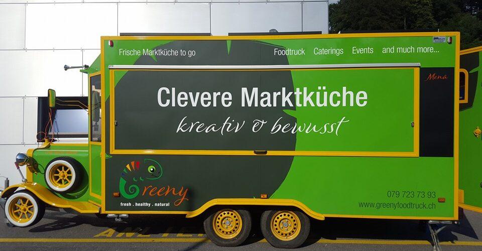 Greeny Foodtruck