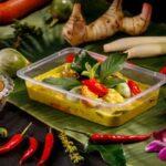 Grünes Thaicurry mit Poulet CHF 17.95