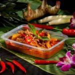Rotes Thai Curry Rindfleisch CHF 17.95