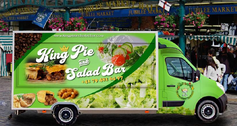 King Pie & Salad Bar