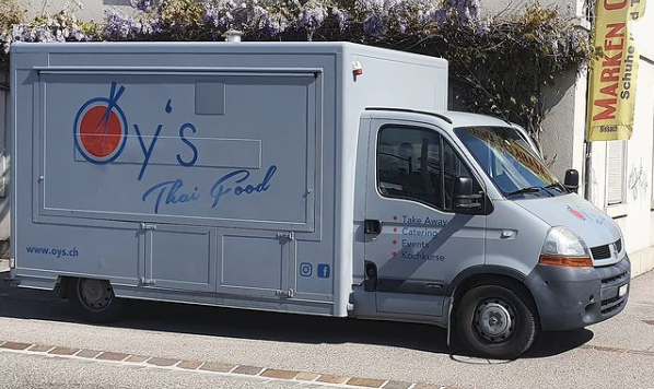 Oy's Foodtruck